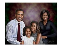 president and family