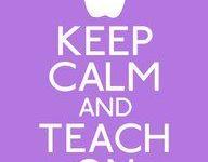 teach stuff