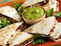 about Quesadillas on Pinterest   Cheeseburger quesadilla, Quesadilla ...