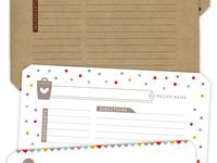 Recipe Binder & Recipe Card Printables