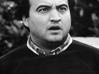 John belushi was the Charlie Chaplin of my era. He could make you laugh with a look. He was my favorite comedian and actor. He will always be missed.