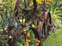 Garden Art *Yard Junk I Love**