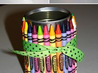 Back to School Centerpieces