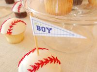 Inspiration and ideas for a baby boy's shower.