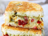 on Pinterest | Grilled Cheeses, Grilled Cheese Sandwiches and Brie