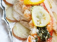 1000+ images about Seafood & Fish on Pinterest | Shrimp, Seafood bake ...