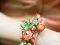 Bracelets and Boutonnieres