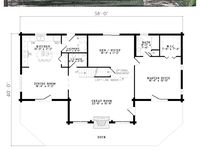 7 Best House Plans And Party Barn Plans Images On
