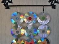 "CD/DVD/RECORD recycle/.. CD/DVD?LP's- ""hergebruik"""