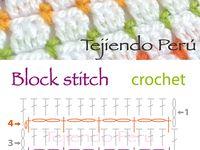 crochet  stich especially and design