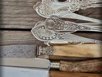 Silverware Ideas and Displays