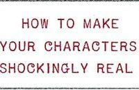 _Writing - Characters / Writing