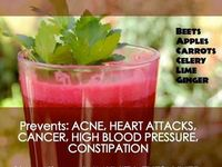Healthy Juices & Smoothies *