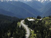 Olympic National Forest trip