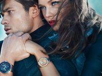 Μοντέρνα και Ευκολοφόρετα ρολόγια GUESS!!!!