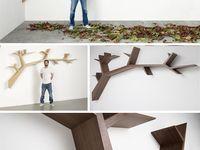 1000 images about tree shaped bookcase bookshelf on - Bookshelf shaped like a tree ...