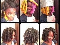 Crochet Hair Dominican Blowout : Natural hair styles on Pinterest Natural Hair Blowout, Natural Hair ...