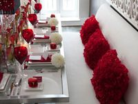 WOW Factor, stunning, elegant, contemporary, fabulous, jaw-dropping table designs