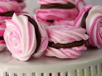 French Meringues and Macrons