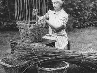 basket making and weaving