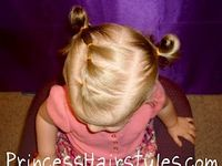 hair styles for toddlers