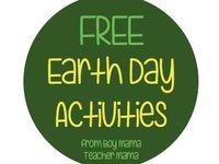 teaching - earth day