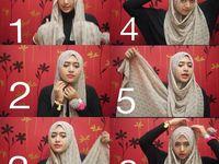 Foulard et Hijab