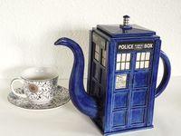 tea pots, fancy cups & tea parties