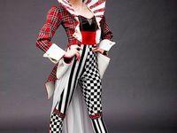 87 zirkus steampunk ideen kostuem karneval zirkus kostuem