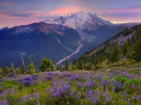 Places I have been and the place (Washington state) I now call home ;-)