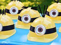 cumpleaños de Miniuns