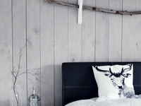 ... Slaapkamer inspiratie on Pinterest  Panelling, Pillow beds and The