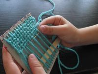 Weaving and Teaching