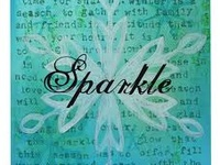 Leave A little Sparkle***