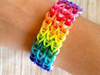 Crafts - Jewelry - Rainbow Loom