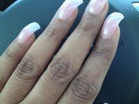 139 Best Curved Nails Images On Pinterest Acrylic Nails
