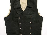 What He Wore to the Mid-Victorian Era 1860-1880