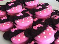 amoris' 1st birthday Minnie mouse theme