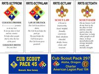 17 best images about scout printables on pinterest for Boy scout calendar template