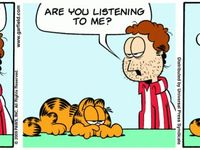 30 Best Garfield Comic Strips Images Garfield Comics Comic Strips Garfield