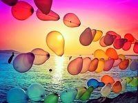 De colores la vida es más bella...