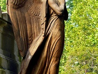 Angels and Saints and Stuff