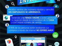 vENDE POR INTERNET DE MANERA  RAPIDA Y SENCILLA EN TU TIENDA VIRTUAL