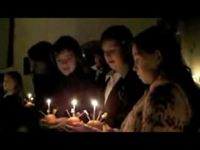 Christingle songs to learn