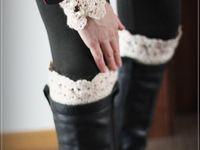 Crochet Boot Socks!