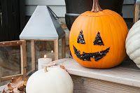 Fall and Halloween decoration ideas / Herfst en Halloween decoratie ideeën. www.stijlvolstyling.com