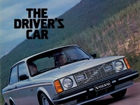 Volvo advertising and publications