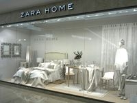 Window Display Furniture Store