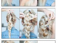 Hairstyles to maybe do one day if I'm brave enough