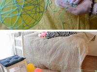 Bricolage tricot et laine